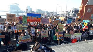 Safeguarding future generations: youth for climate justice